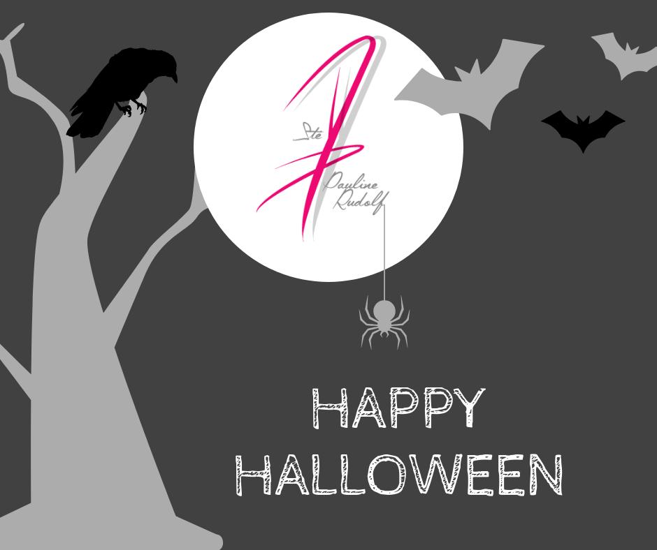 Happy Halloween, Pauline Rudolf, architecte d'intérieur Lyon France
