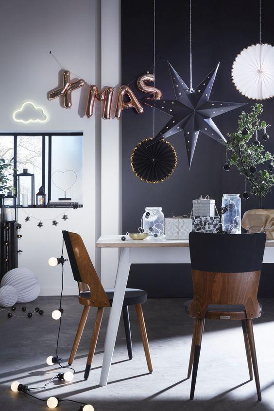 Inspiration Noël & Hiver, Pauline Rudolf Architecte d'intérieur Lyon