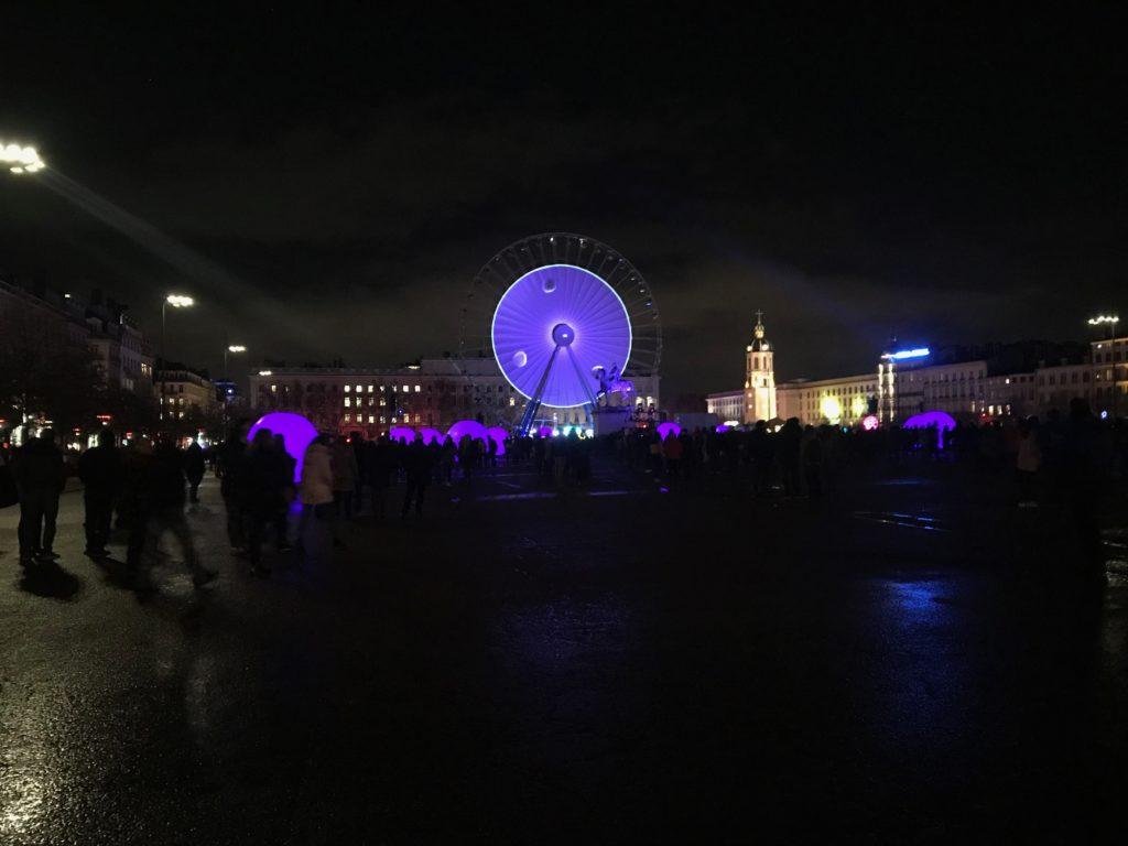 Inspiration fête des lumières Lyon, Pauline Rudolf, architecte d'intérieur Lyon France