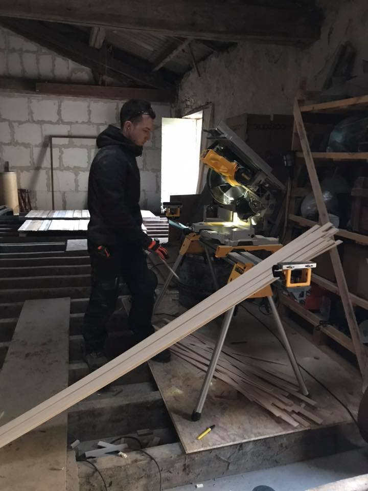 Atelier rouages, Julain Lapert, Pauline Rudolf, Architecte d'intérieur, région de Lyon