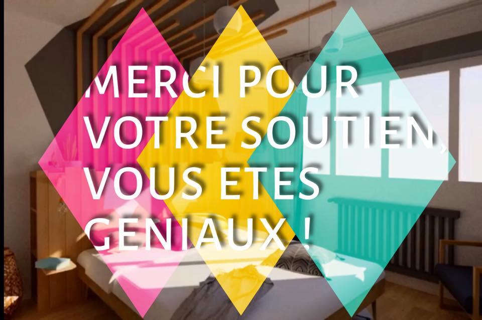 Merci, Pauline Rudolf, Architecte d'intérieur, région de Lyon