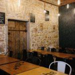 Projet restaurant Adonys Lyon hotel dieu, Pauline Rudolf, architecte d'intérieur Lyon France