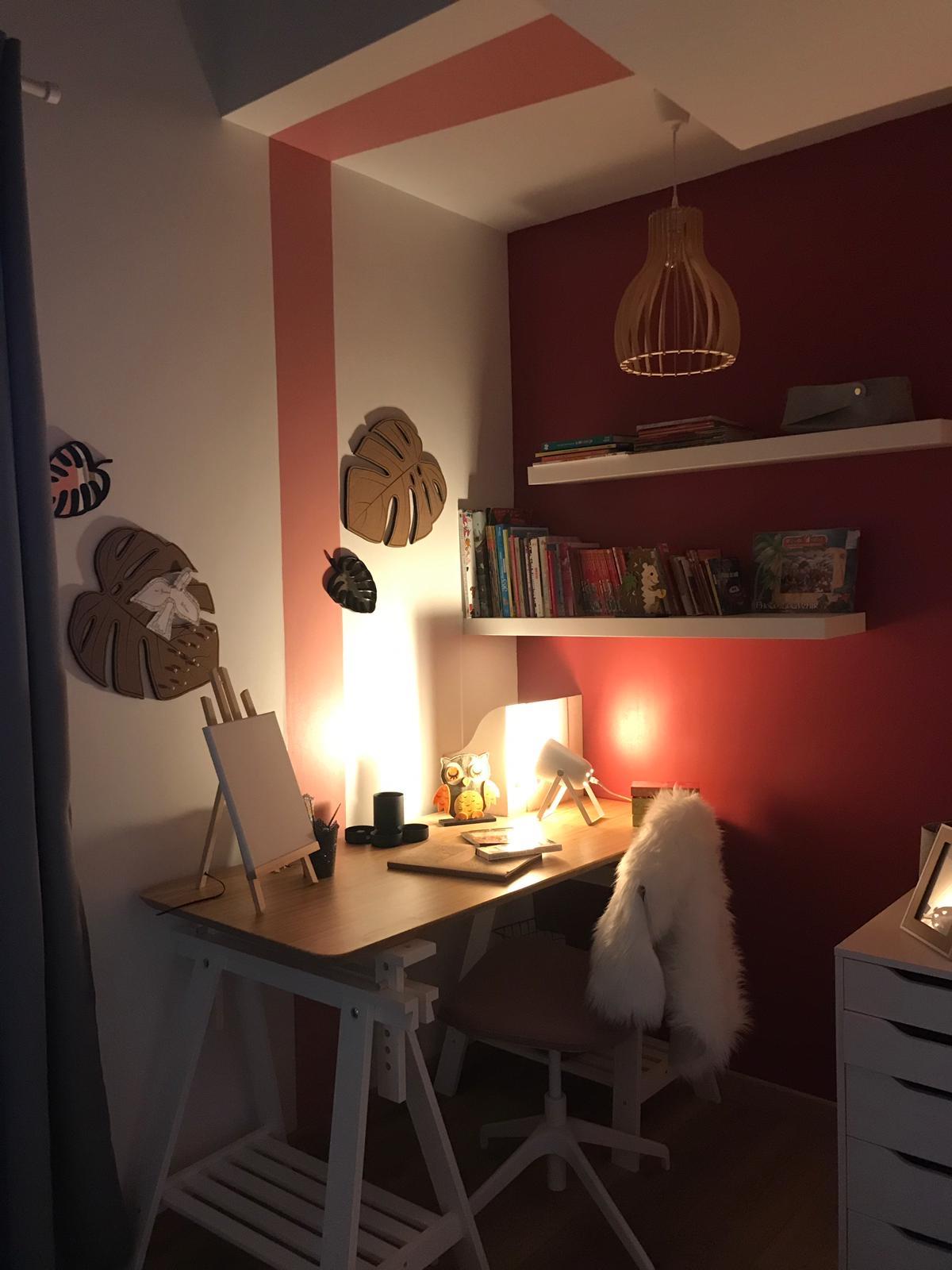 Chambre d'enfant, Ambiance indienne, Pauline Rudolf, Architecte d'intérieur, région de Lyon