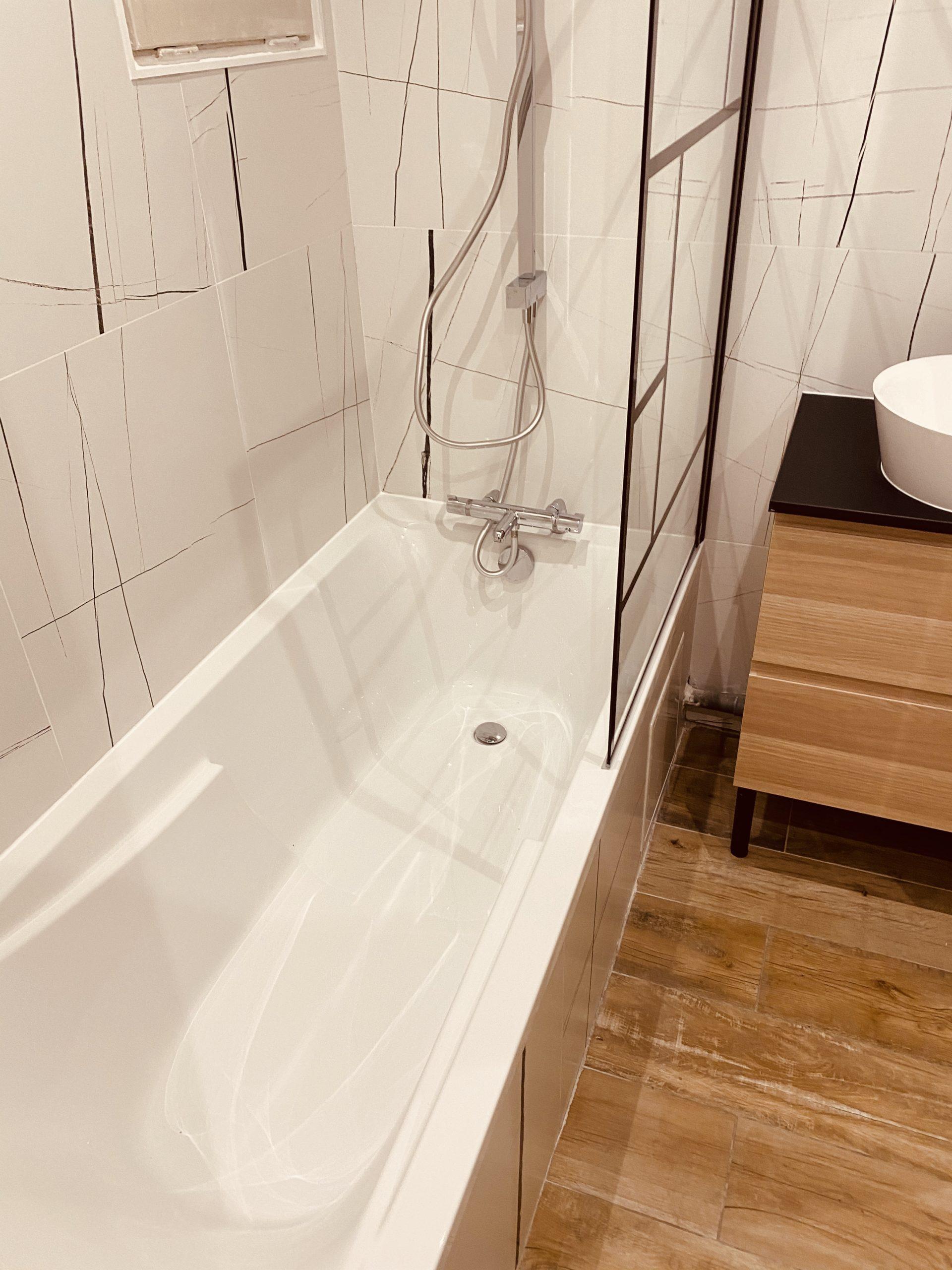 Réalisation Projet appartement particulier, travaux rénovation,Pauline Rudolf, Architecte d'intérieur, Lyon