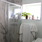 Réhabilitation d'une suite parentale salle d'eau