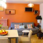 Renovation appartement Lyon 6e pièce de vie galerie
