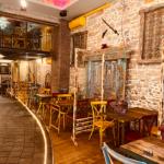 Amenagement decoration salle 2, Adonys, restaurant libanais lyon