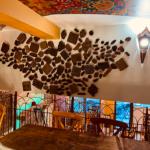 Amenagement decoration sur mesure salle étage, Adonys, restaurant libanais lyon