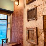 Amenagement décoration upcycling salle , Adonys, restaurant libanais lyon