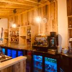 Cafe jungle Lyon 9 aménagement restaurant bar tiki