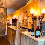 Cafe jungle Lyon 9 aménagement restaurant bar tiki 3