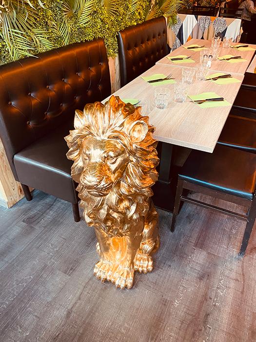 Cafe jungle Lyon 9 décoration aménagement tropical 2