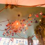 Cafe jungle Lyon 9 design intérieur coloré