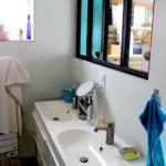 Réhabilitation d'une suite parentale salle d'eau 2