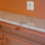 Renovation appartement Lyon 6e habillage chauffage