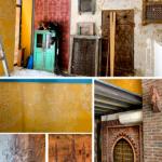 fresques fait main decoration interieur sur mesure les paupiettes