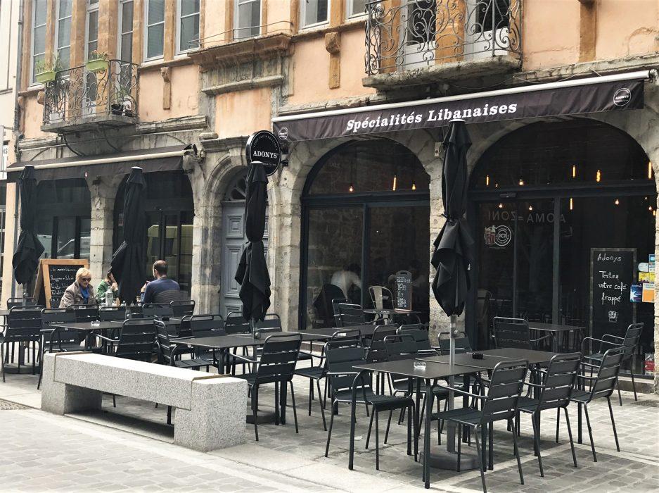 Adonys Lyon, Pauline Rudolf, architecte d'intérieur Lyon France