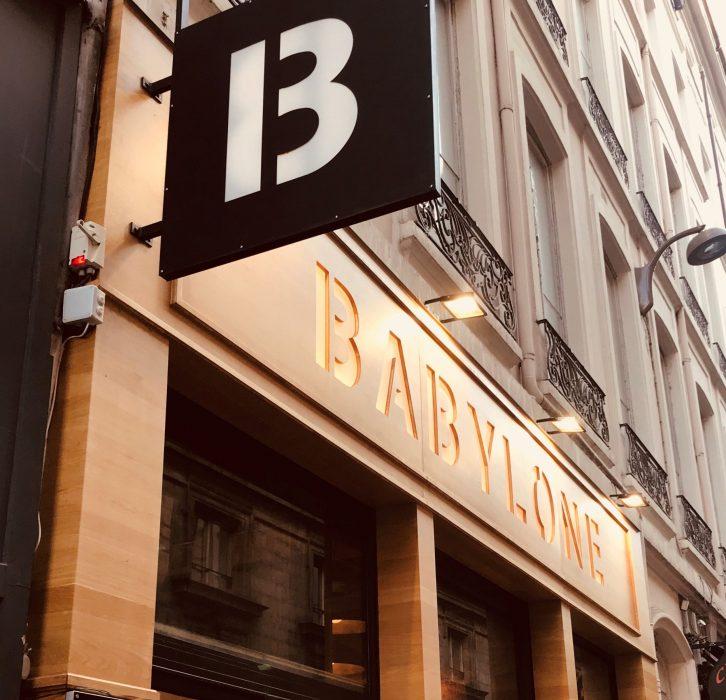 babylone, aménagement intérieur, décoration, réalisation, Pauline Rudolf, Architecte d'intérieur, région de Lyon