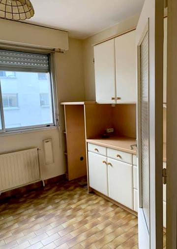 Renovation appartement Lyon 6e, cuisine - Les Paupiettes SARL Pauline Rudolf